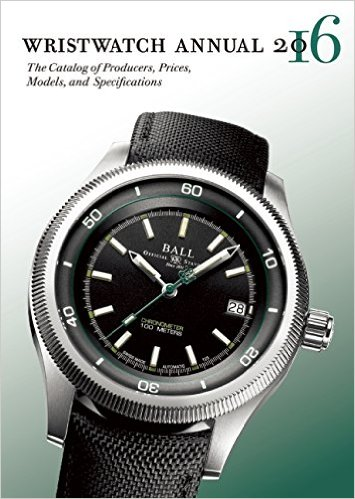 книга Wristwatch Annual 2016: The Catalog of Producers, Prices, Models, and Specifications, автор: Peter Braun
