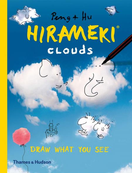 книга Hirameki: Clouds: Draw What You See, автор: Peng & Hu