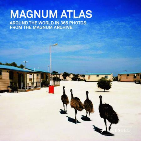 книга Magnum Atlas: Around the World in 365 Photos from the Magnum Archive, автор: Magnum Photos S.A.R.L.
